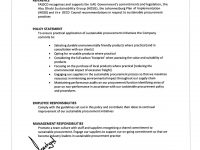 fassco-sustainable-procurement-policy